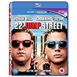 22 Jump Street [DVD] [2014]